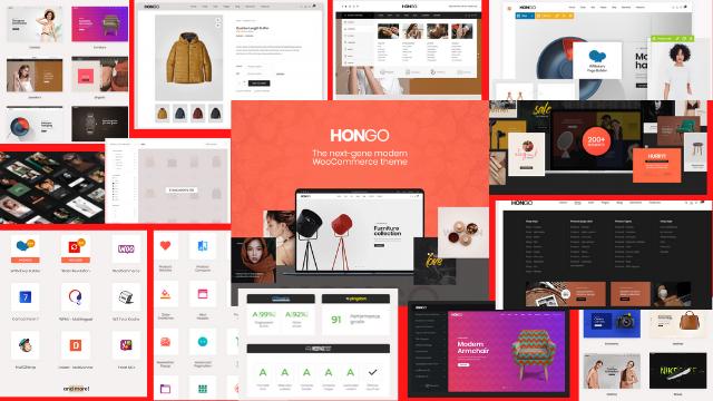 Best-eCommerce-Theme-WordPress-hongo