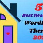 5 best real Estate Wordpress theme