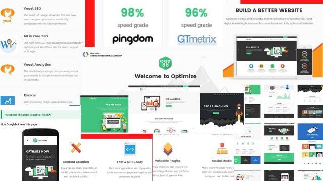 best WordPress theme for SEO