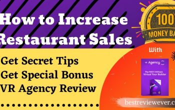 How to Increase Restaurant Sales 2020 | VR Agency 360 Review