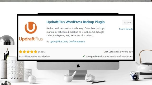 best website backup plugins for large wordpress sites