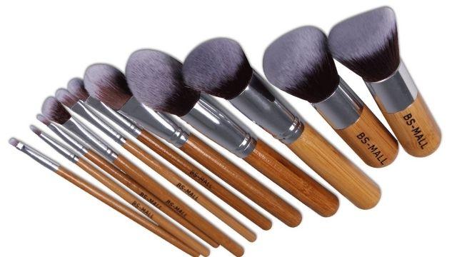 BS-MALL Cheap Makeup Brush Set