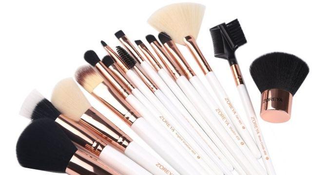 ZOREYA Affordable Makeup Brush Set