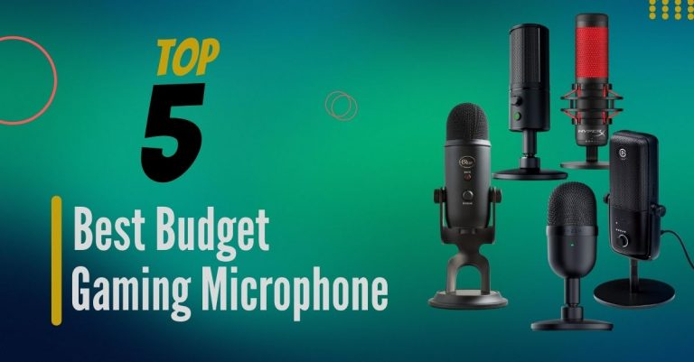 Top 5 Best Budget Gaming Microphone 2021 Best Review Ever