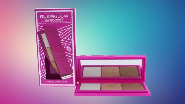 glamglow highlighter palette review