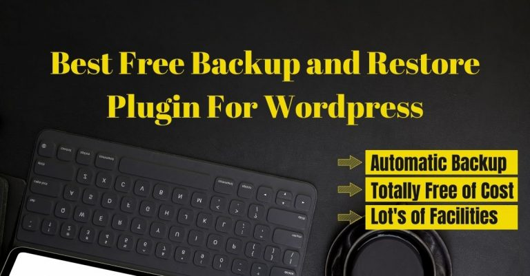 how to backup and restore full website on wordpress very easily